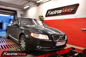 Chip tuning Volvo S80 II 2.4 D5 215 KM
