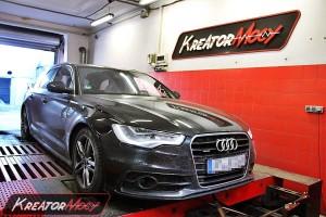 Chip tuning Audi A6 C7 3.0 TFSI 300 KM