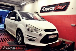 Chip tuning Ford SMAX 2.2 TDCI 200 KM