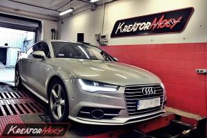 Chip tuning Audi A7 3.0 BiTDI 320 KM