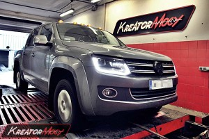 Chip tuning VW Amarok 2.0 BiTDI 180 KM