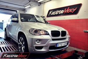 chip tuning bmw x5 e70 xdrive30d 235 km kreator mocy. Black Bedroom Furniture Sets. Home Design Ideas