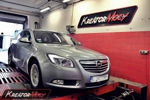 Chip tuning Opel Insignia 1.4T 140 KM
