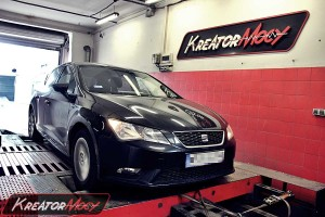 Chip tuning Seat Leon 5F 1.6 TDI CR 105 KM