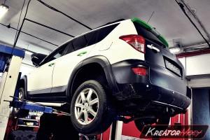 Usuwanie DPF Toyota Rav4 2.2 D-CAT 177 KM