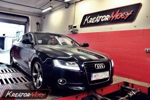 Chip tuning Audi A5 3.0 TDI CR 240 KM