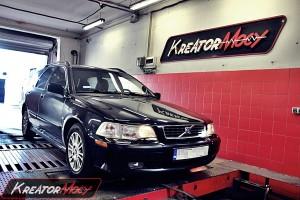 Chip tuning Volvo V40 1.9d 115 KM