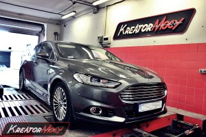 Chip tuning Ford Mondeo MK5 2.0 TDCI 180 KM