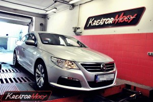 Chip tuning VW Passat CC 2.0 TDI CR 140 KM