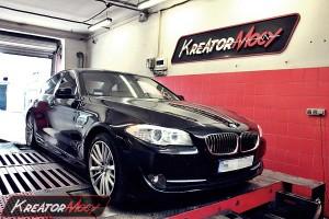 Chip tuning BMW F10 528i 2.0 N20 245 KM