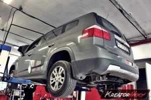 Zapchany DPF Chevrolet Orlando 2.0D 130 KM