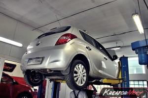 Usuwanie DPF Hyundai i20 1.4 CRDI 75 KM