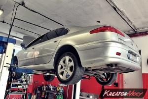 Problem DPF Peugeot 407 2.2 HDI 170 KM