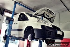 Usuwanie DPF Peugeot Expert 1.6 HDI 90 KM