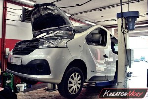 Problem DPF Renault Trafic 1.6 DCI 115 KM