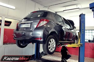 Problem DPF Toyota Yaris 1.4 D4D 90 KM