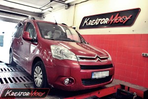 Chip tuning Citroen Berlingo II 1.6 HDI 92 KM