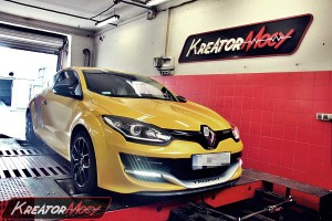 Chip tuning Renault Megane III RS Trophy 2.0T 273 KM