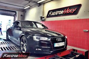 Chip tuning Audi A5 3.0 TDI CR 204 KM (CLAB)