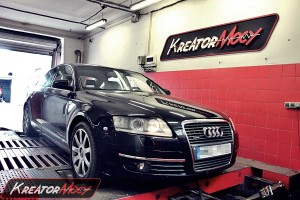 Chip tuning Audi A6 C6 3.0 TDI CR 224 KM