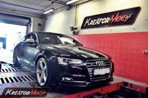 Chip tuning Audi S5 3.0 TFSI 333 KM