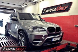 Chip tuning BMW E70 X5 3.0d 245 KM