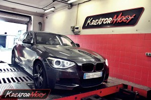 Chip tuning BMW F20 120d 163 KM
