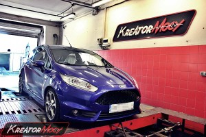 Chip tuning Ford Fiesta ST 1.6 EcoBoost 182 KM