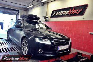Chip tuning Audi A5 2.0 TFSI 180 KM (automat)