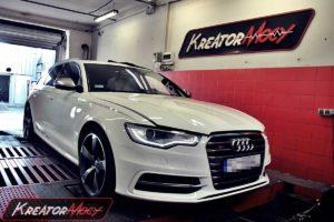 Podniesienie mocy Audi S6 C7 4.0 TFSI 420 KM (309 kW)