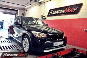 Podniesienie mocy w BMW E84 X1 2.0d 143 KM