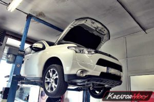 Problem DPF Mitsubishi Outlander 2.2 DID 150 KM