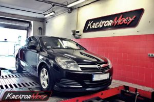 Chip tuning Opel Astra H 1.7 CDTI 101 KM