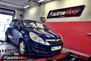 Chip tuning Opel Corsa D 1.3 CDTI 75 KM