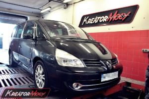 Chip tuning Renault Espace 2.0 DCI 130 KM