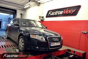 Chip tuning Audi A4 B7 1.9 TDI 115 KM