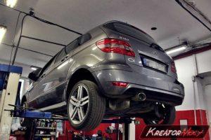 Problem DPF Mercedes W245 B180 2.0 CDI 109 KM
