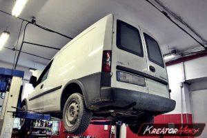 Problem DPF Opel Combo 1.3 CDTI 75 KM