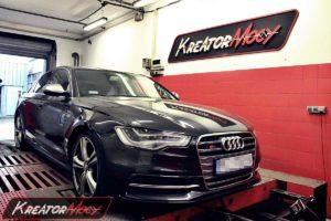 Remap Audi S6 C7 4.0 TFSI 420 KM (CEUC)