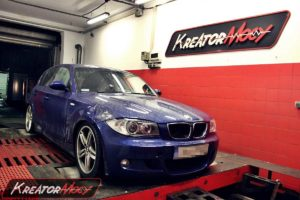 Chip tuning BMW 1 E87 123d 2.0d 204 KM