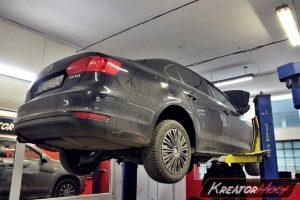 Zapchany DPF VW Jetta 2.0 TDI CR 140 KM (CFFB)