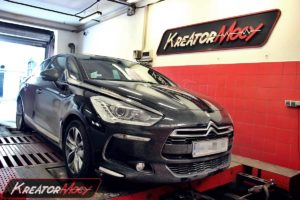Chip tuning Citroen DS5 1.6 e-HDI 112 KM