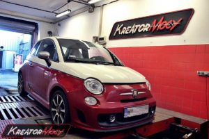 Chip tuning Fiat 500 1.3 MultiJet 95 KM