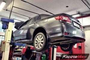 Zapchany DPF Toyota Corolla E15 1.4 D4D 90 KM