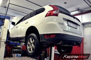 Usunięcie DPF Volvo XC60 2.4 D4 163 KM