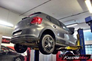 Zapchany DPF VW Polo 6R 1.6 TDI CR 105 KM