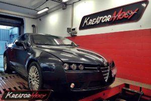 Chip tuning Alfa Romeo Brera 3.2 JTS 260 KM