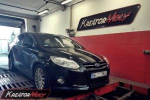 Chip tuning Ford Focus MK3 2.0 TDCI 115 KM