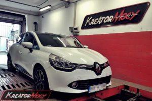 Chip tuning Renault Clio IV 1.5 DCI 75 KM