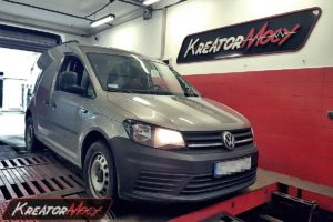 Chip tuning VW Caddy 1.4 TSI 125 KM (CZCA)